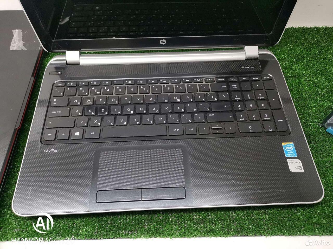 HP ноутбук (гарантия, доставка)