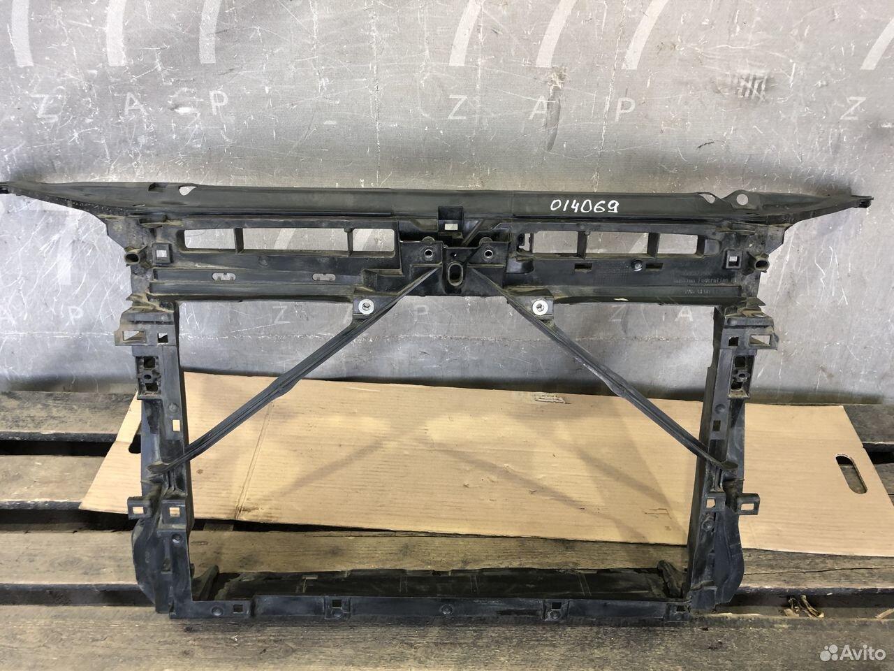 Панель передняя Skoda Octavia A7 б/у оригинал  89257556682 купить 1