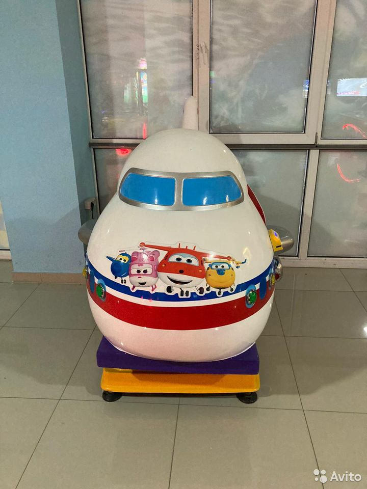Игровые детские аппараты  89064447050 купить 3