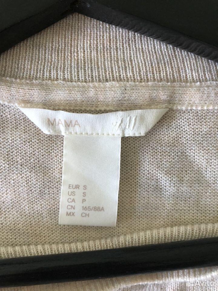 Тонкий свитер для беременных H&M  89274132801 купить 4