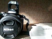Зеркальная фотокамера Nikon D60
