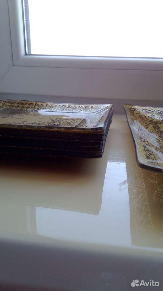 Набор тарелок  89648723768 купить 2