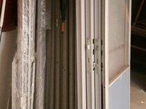 Перегодки двери торгово/офисные