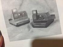 Фотоаппарат Polaroid impulse AF