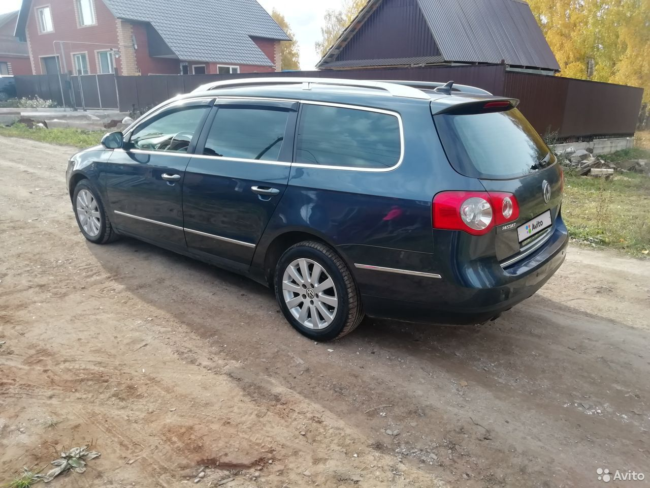 Volkswagen Passat, 2007  89659204541 купить 6