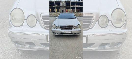 Mercedes-Benz E-класс, 2002 купить в Северной Осетии   Автомобили   Авито
