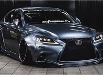 Фары Lexus IS led