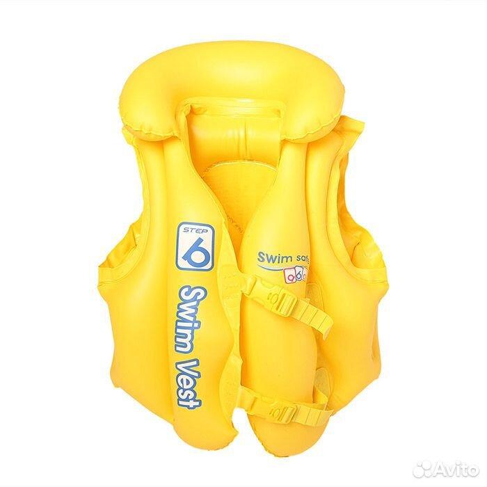Жилет для плавания Bestway Swim Safe step