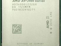 Процессор AMD A4- 3400 FM1