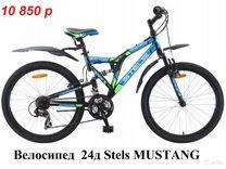 Велосипед 26д maxxpro katar V черно-синий (2600-3)