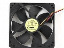 Вентиляторы Gembird fancase3/ball 120x120x25