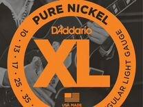 Струны для электрогитары DAddario EPN110 XL pure