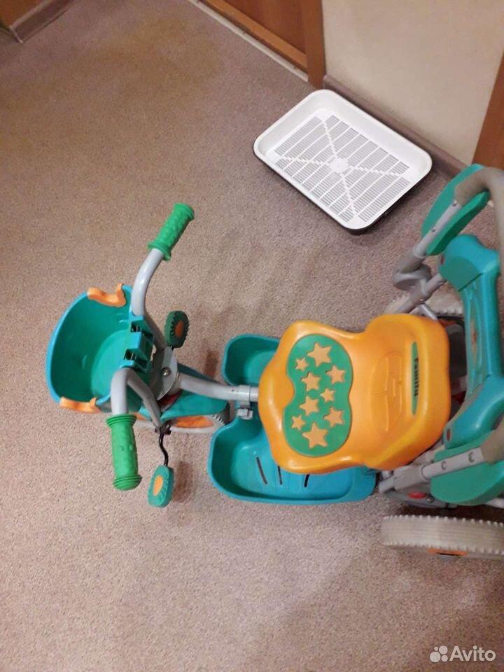 Детский велосипед б/у  89521642774 купить 4