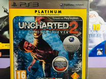 Uncharted 2:Among Thieves PS3