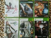 Игры xbox 360, PS3, xbox one, PS4 лицуха