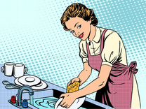 Посудомойщик / посудомойщица. Любые графики