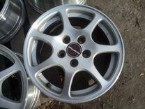 Modulo японские диски R16 5*114,3 Хонда Тойота Суз