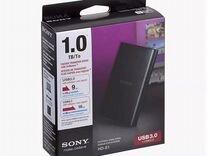 Жёсткий диск Sony на 1тб
