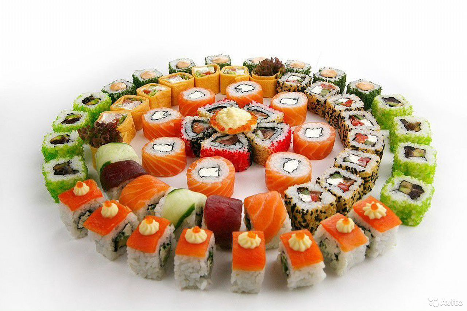 89220004530  Перспективная доставка суши